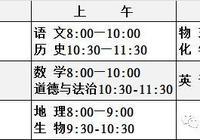 中考|菏澤中考6月12日-14日開考,招生計劃、考點位置、考生注意事項……都在這裡了!