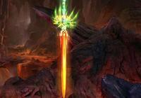 在風雲裡的劍中邪神火麟劍究竟是怎樣的武器