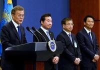 """韓總統上任 日媒歡呼韓準總理是""""知日派"""""""