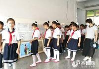 六一兒童節濱州三小迎來濱州鳥兒科普展