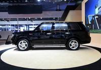 紅旗的重心依舊是高端汽車,SUV市場也有一款頂級車型紅旗LS5。