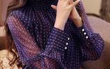 """香港走一遭:發現,滿大街女人都愛這""""霧隱衫""""!不吹,你穿你美"""