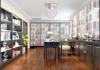 空間設計—書房—書房設計