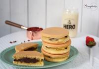 想好明天早餐吃什麼了嗎?紅豆車輪餅完美治癒懶床的你,快來試試