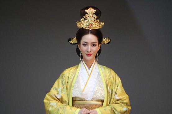 電視劇《獨孤天下》楊採盈上演溫文爾雅的宇覺皇后