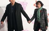 劉燁帶妻子參加活動當眾秀恩愛,網友:看起來更像母子兩代人