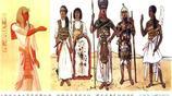 古埃及法老使用的製作精良的兵器和充滿殺氣的步騎兵戰車軍團,彷彿回到了數千年前的古埃及!