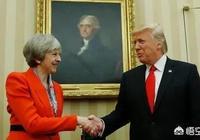 """特朗普""""英國之行""""邀約約翰遜會談,卻被婉拒。是特朗普一廂情願,還是約翰遜刻意避嫌?"""