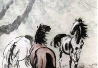 油畫畫膩了,畫水墨畫,用油畫技法畫的一幅竹子,卻賣出了1725萬