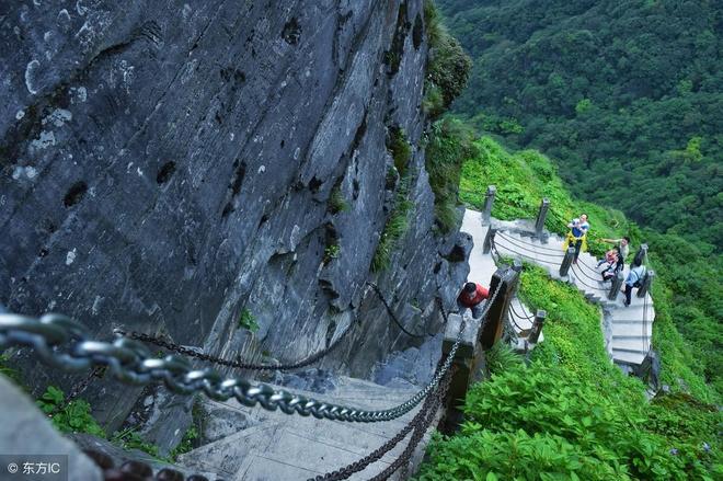梵淨山是貴州的第一山,幾張圖片帶大家欣賞一下!