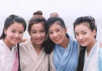 蘇有朋版《倚天屠龍記》五位美女近照:最美的原來是張無忌的娘