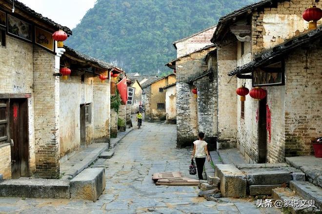 小桂林黃姚,風光旖旎,在古鎮的春天行走,體味千年古城的慢時光