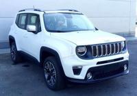新款Jeep自由俠申報圖曝光 搭載1.3T發動機
