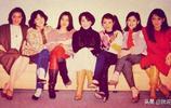 80年代女星的老照片,劉曉慶與斯琴高娃的青澀照
