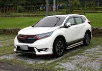 花費6600塊,這位臺灣車主這樣改裝本田CR-V,你絕得值嗎?
