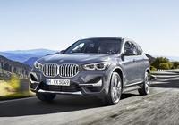 2020寶馬BMW X1有了一個新外觀