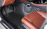 你汽車的腳墊過時了,現在流行這種全車定製腳墊,高檔又實用