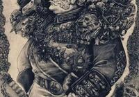 牛B!他用一支鉛筆畫出了一張張撲克帝國,這才是真正的手繪