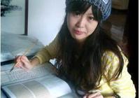 她的趙體幾可亂真,被譽為當代臨趙孟頫最好的美女書法家!