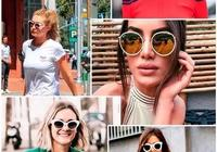 懶人必備單品太陽眼鏡,能讓你的時髦指數上升....