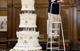 """盤點歷代英國皇室婚禮蛋糕 威廉凱特的""""過期蛋糕""""竟然能賣5萬元"""