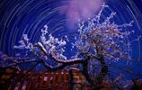 攝影圖集:北京的雪夜