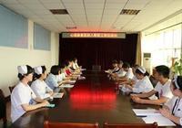 膠州市心理康復醫院:對新入職職工進行崗前培訓