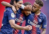 內馬爾踢後腰你見過嗎?CNMD組合發威,巴黎9-0讓對手懷疑人生
