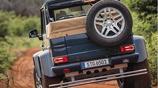 奔馳又推出新款SUV,造型設計完勝奔馳大G