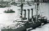 利用甲午戰爭賠款建造的侵華日軍海軍旗艦——出雲號裝甲巡洋艦