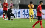 足球——U20國際足球賽:中國勝巴勒斯坦