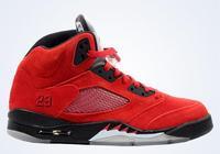 """Air Jordan 5 """"Red Suede""""為何賣之不盡?"""