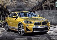 寶馬X2搭載了基於BMW的X1?對比來看看