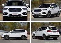 三大關鍵詞共同指向哈弗H6、博越、長安CS75等五款自主SUV