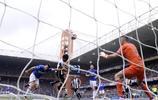 足球——意甲:尤文勝桑普多利亞