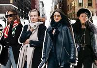 如何將低調的「黑色大衣」穿出百裡挑一?