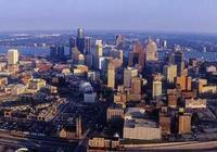 底特律汽車城究竟因何衰敗