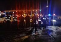 武川至葛根塔拉旅遊路政執法監察大隊開展春季超限車輛整治行動