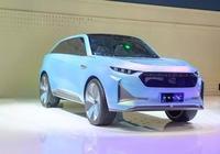 長城WEY品牌新概念車:WEY X,準量產車型,超700km巡航里程