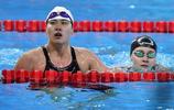 短池游泳世錦賽現場,混合泳接力中國隊屈居第二