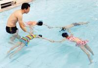 教你如何去兩次游泳館就學會游泳