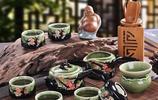 有錢人的茶具你見過嗎?專為奢華而生,古香古色上檔次,茶香更純