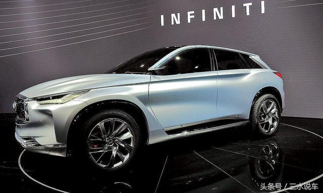 精英氣質     2018款英菲尼迪QX50將國產