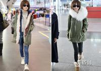 羽絨服太厚?大衣又太薄?不如選擇一件帥氣時髦的毛絨派克大衣吧