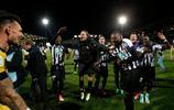 足球——法國杯:昂熱戰勝甘岡晉級決賽