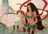神話故事:女媧造人