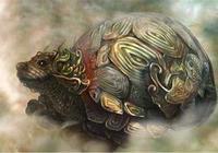 中國神話有四大神龜,有一隻大得可怕,你可能聽說過但不知道名字