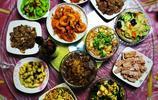 土豪面試三個對象,丈母孃做的美食三大桌,你覺得哪家的菜最好吃