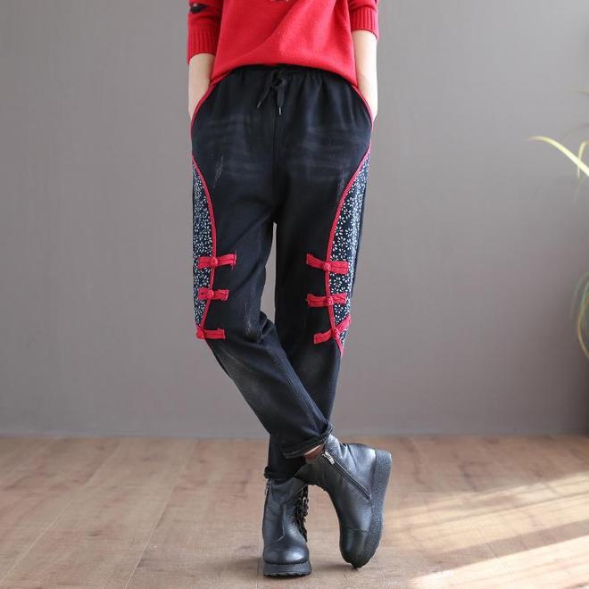 絕了!這幾款加絨牛仔褲真是太神奇,保暖還有型,誰說冬天不能酷