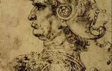 大師素描之達芬奇與米開朗琪羅